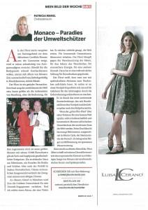 Editorial von Chefredakteurin Patricia Riekel